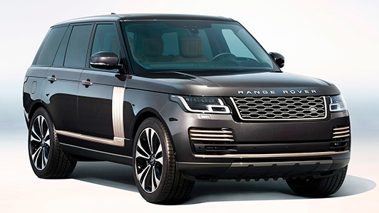 Range Rover Fifty Auric Atlas