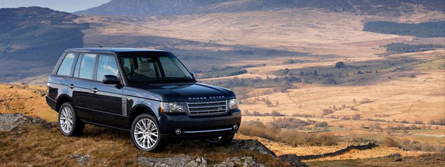 Range Rover Voque L322