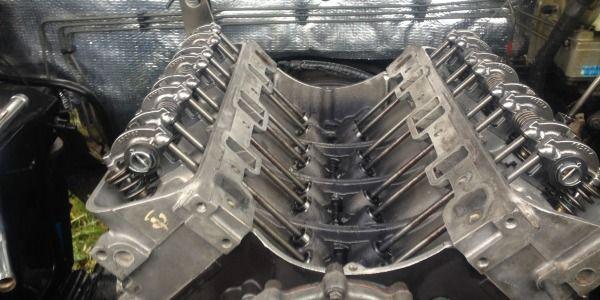 Капитальный ремонт двигателя Range Rover P38